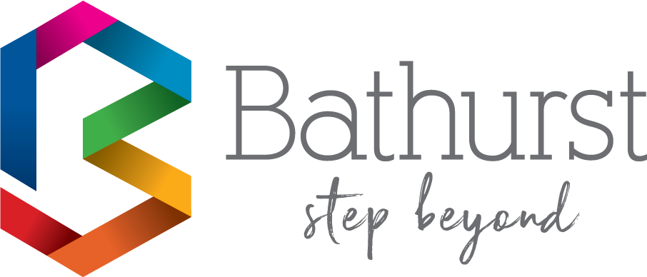 Bathurst colour logo